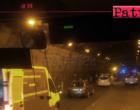 A20 – Coinvolte due auto e una moto in un incidente all'interno della galleria Telegrafo. Non gravi le condizioni dei feriti