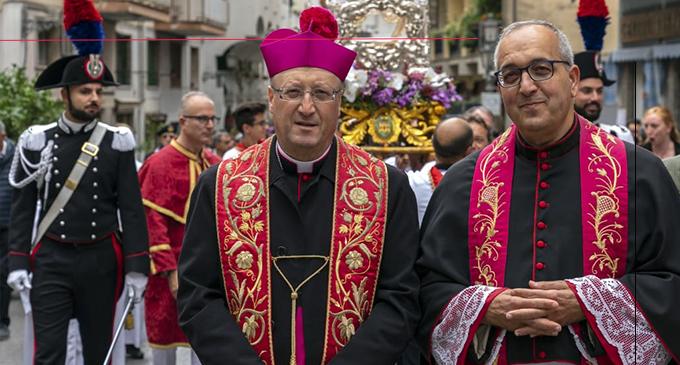 PATTI – Patti e Minori hanno vissuto intensamente i festeggiamenti in onore di Santa Febronia in terra campana