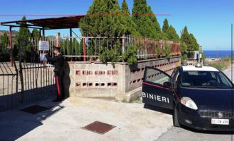OLIVERI – Sequestrata isola ecologica per violazioni nella gestione della raccolta dei rifiuti