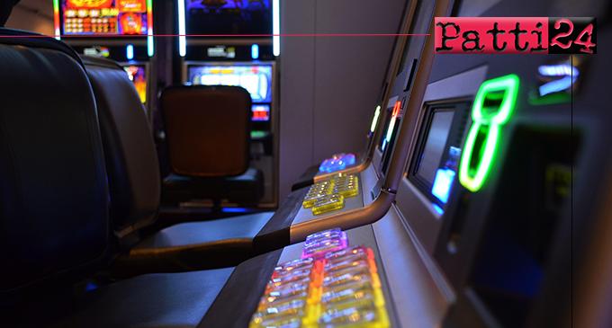 MESSINA – Rilevati 9 apparecchi, di cui 5 slot machine irregolari. Sequestro e sanzione per oltre 200.000 euro
