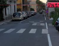 """PATTI – Parcheggi Corso Matteotti. Chi ha """"partorito"""" l'idea ha considerato l'asfalto dissestato e i rischi per chi esce di casa?"""