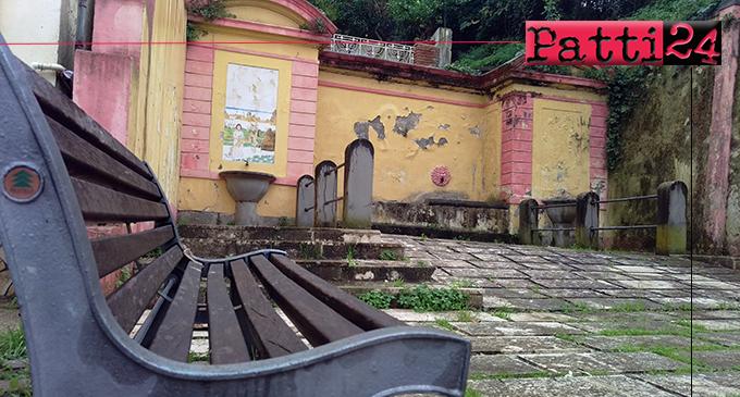 PATTI – Testimonianze storiche della città si sgretolano nel disinteresse piu' assoluto