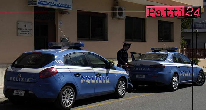 BARCELLONA P.G. – Fugge all'alt. 30enne arrestato dopo folle corsa in auto.