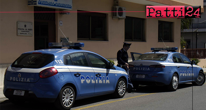 BARCELLONA P.G. – Fugge all'alt. 30enne arrestato dopo folle corsa in auto.