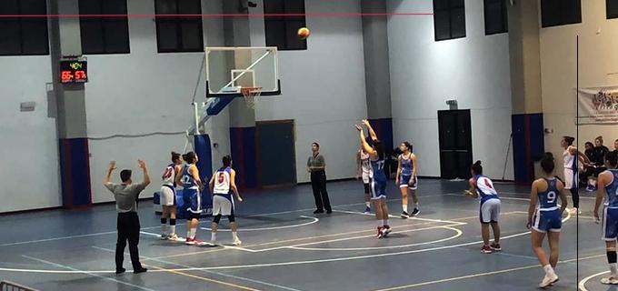 PATTI – L'Alma Basket ha sbancato il parquet della Rainbow Catania 83-74
