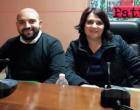 SAN PIERO PATTI – Daniela Martino e Sergio Fiore eletti, rispettivamente, Presidente e Vice del Consiglio comunale