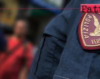 FIUMEFREDDO DI SICILIA – 22enne gambiano si aggrappa ad un treno merci per spostarsi. Denunciato