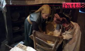 OLIVERI – Il tradizionale Presepe Vivente in un percorso suggestivo ed emozionante