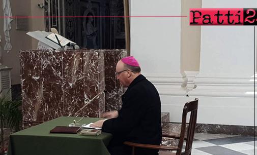 PATTI – Lettera del Vescovo mons. Giombanco alle Famiglie in occasione dell'Avvento