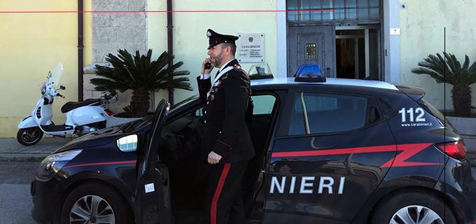 TORREGROTTA – Rubano motoape, non si fermano all'alt e speronano auto dei Carabinieri. Arrestati