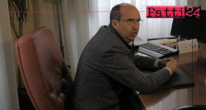 """CAPO D'ORLANDO – Il Sindaco Ingrillì: """"Troppi tagli, il Governo aiuti i Comuni"""""""