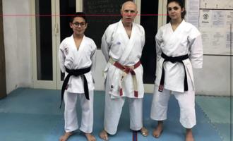 BELPASSO – Lusinghieri risultati per la Scuola Karate Shotokan Costa tirrenica  al Campionato Regionale di karate