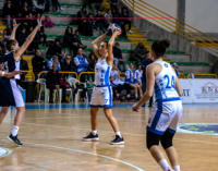 PATTI – L'Alma Basket supera agevolmente il Catanzaro