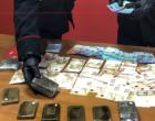 S. DOMENICA VITTORIA – Trovato in possesso di oltre 900 grammi di hashish. Arrestato 50enne
