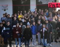 """PATTI – """"Erasmus plus"""". 26 alunni e 11 docenti stranieri ospiti per una integrazione concreta."""