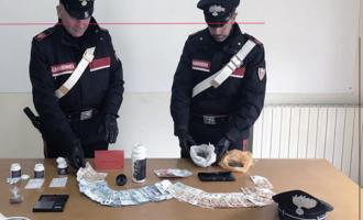 BARCELLONA P.G. – Madre e due figli arrestati per detenzione ai fini di spaccio di sostanze stupefacenti.