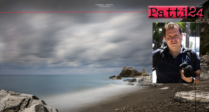 """PATTI – """"Il senso d'infinito"""". Mostra fotografica del pattese Carmelo Spartà alla """"Bellini Art Gallery"""""""
