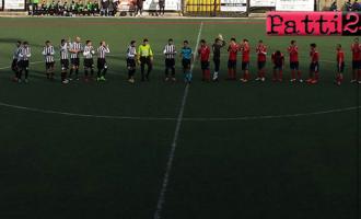 PATTI – Calcio. La Nuova Rinascita Patti è campione d'inverno