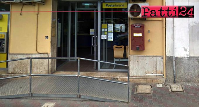 PATTI – Costretto a rivolgersi ai Carabinieri per ritirare una raccomandata alle poste