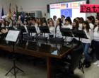 """PATTI – Presentazione del progetto """"Erasmus plus"""". Ospiti 26 alunni e 11 docenti stranieri."""
