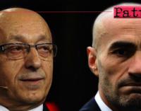 SANTA LUCIA DEL MELA –  Luciano Moggi e Paolo Montero ospiti dello Juventus Official Fan Club