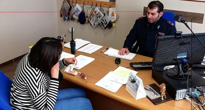 MESSINA – Schiaffi, pedate, mani strette al collo, picchiava la moglie anche quando era incinta. Arrestato.