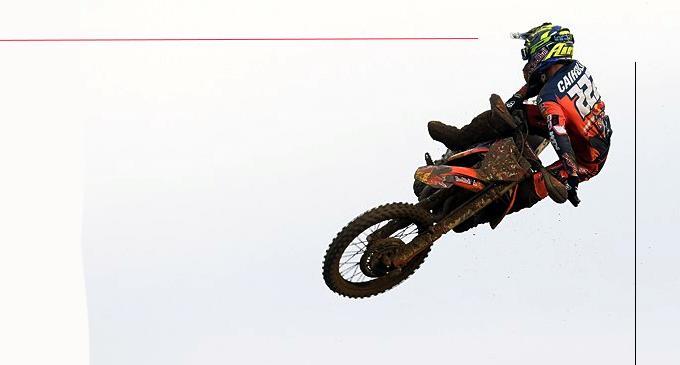 Internazionali d'Italia di motocross – Tony Cairoli ha spadroneggiato pure nella terza ed ultima prova.