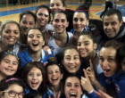 PATTI – L'Alma Basket ha battuto la Raimbow Catania 64-55.