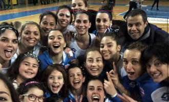 """PATTI – Alma Basket. Cresce l'attesa per """"gara 1"""" della semifinale dei playoff nazionali della Serie B femminile."""
