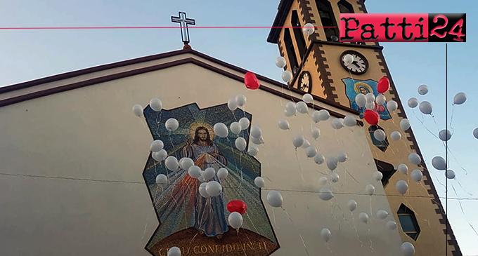 """PATTI – Festa della Pace. Dal """"Sacro Cuore di Gesù"""" l'impegno ad essere, ogni giorno, costruttori di pace."""