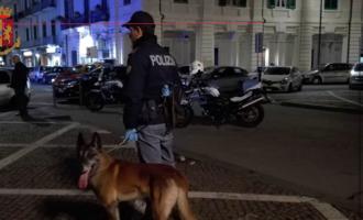 MESSINA – Intensificati i controlli nelle piazze contro il fenomeno dello spaccio di stupefacenti.
