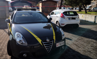 PATTI – Sequestrate 6 auto con targa estera.