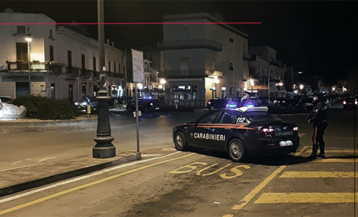 MILAZZO – Litiga con l'ex fidanzata ed il nuovo compagno, minaccia di morte e distrugge lunotto quadriciclo. Arrestato 41enne milazzese