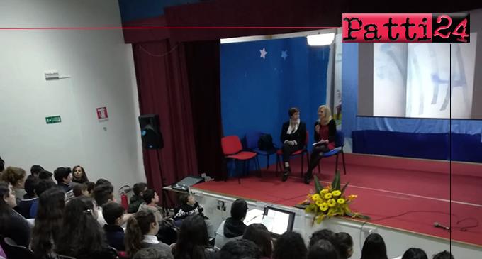 """SANT'AGATA MILITELLO – Incontro con la professoressa Cristina Deleo, autrice del libro """"Isola delle Femmine"""""""