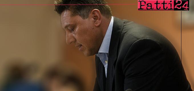 SAN PIERO PATTI – Consiglio comunale. Sebastiano Abbadessa rassegna le dimissioni dal gruppo di maggioranza