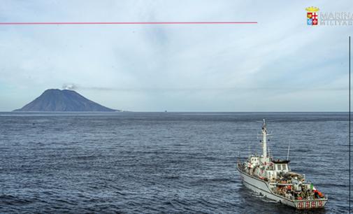 EOLIE – Presso l'isola di Stromboli ritrovato l'Incrociatore leggero Giovanni delle Bande Nere affondato nel 1942