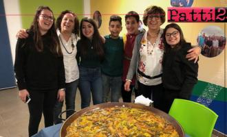 """PATTI – Progetto """"Erasmus plus"""". E' iniziata, a Valencia, l'""""avventura"""" di cinque alunni dell'I.C. Lombardo Radice"""