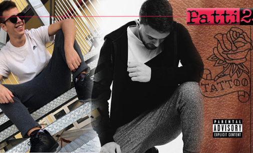 "PATTI – ""Tattoo"". Nuovo singolo dei pattesi Matteo Canduci, in arte ""Mik Matt"" & Antonino Niosi, in arte ""Nebbia"""