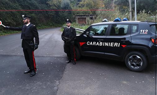 SAVOCA – Ex convivente chiede soccorso dopo essere stata aggredita fisicamente. Arrestato 40enne