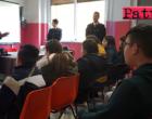 """SAN PIERO PATTI – """"Cyber bullismo ed i pericoli della rete"""": la Polizia incontra gli studenti dell'I.C. """" Rita Levi- Montalcini"""""""