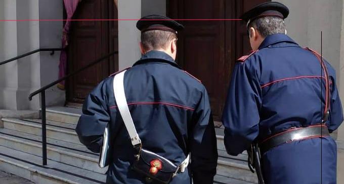 MESSINA – 57enne ruba oltre 1000 euro di offerte, custoditi dal parroco in chiesa. Denunciato