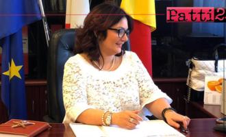 BROLO – Il sindaco Irene Ricciardello interviene sulla paternità del finanziamento  di circa 2 milioni di euro dell'istituto Alberghiero.
