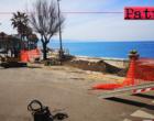 CAPO D'ORLANDO – Convocata per il 4 aprile la conferenza di servizi per gli interventi sul lungomare Doria