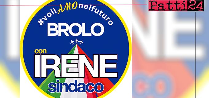 """BROLO – """"VoliAMO nel Futuro"""", Irene Ricciardello presenta il logo della lista"""