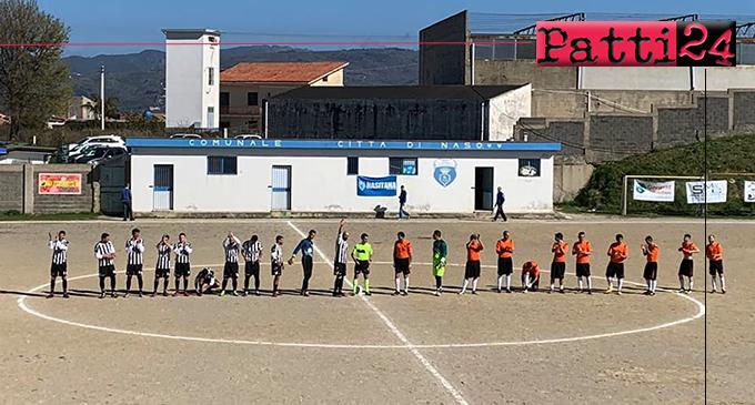 PATTI – Calcio. Successo della Nuova rinascita Patti sul campo della Nasitana.