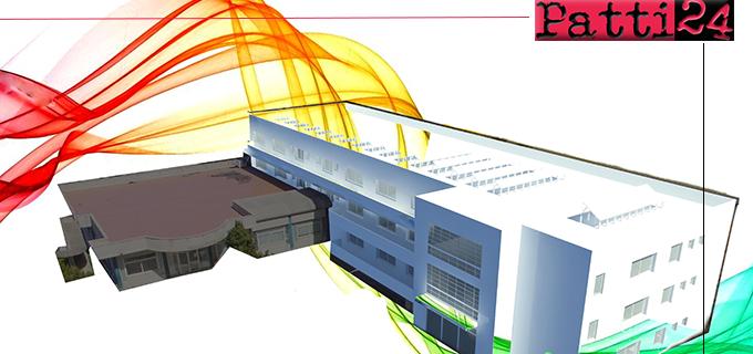 BROLO – Il nuovo Alberghiero diventa realtà. Interventi per la totale ristrutturazione dell'immobile.