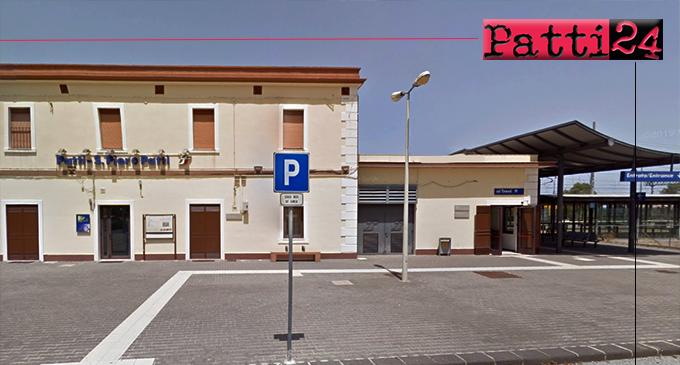 PATTI – Chiusura tratto ferroviario Patti – Sant'Agata per esecuzione lavori. Presentata mozione.