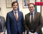 PATTI – Il nuovo primario di Chirurgia dell'Ospedale di Patti il Dr. Fabio Crescenti ha firmato il contratto.