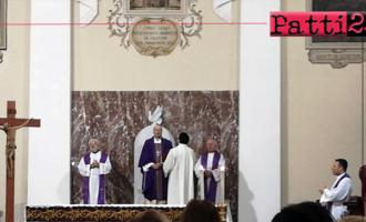 PATTI – Ritiro di Quaresima per catechisti e insegnanti di Religione guidato dal vescovo mons. Giombanco