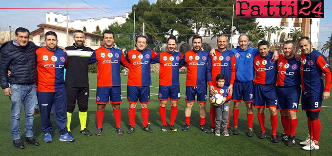 """PATTI – Torneo amatoriale di calcio a sette. La IVª edizione del """"Città di Patti"""" vinta dal San Nicola."""